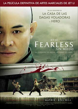 Fearless- La historia china se forjó a patadas