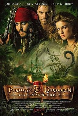 Piratas del caribe - El cofre del hombre muerto (Breves I)
